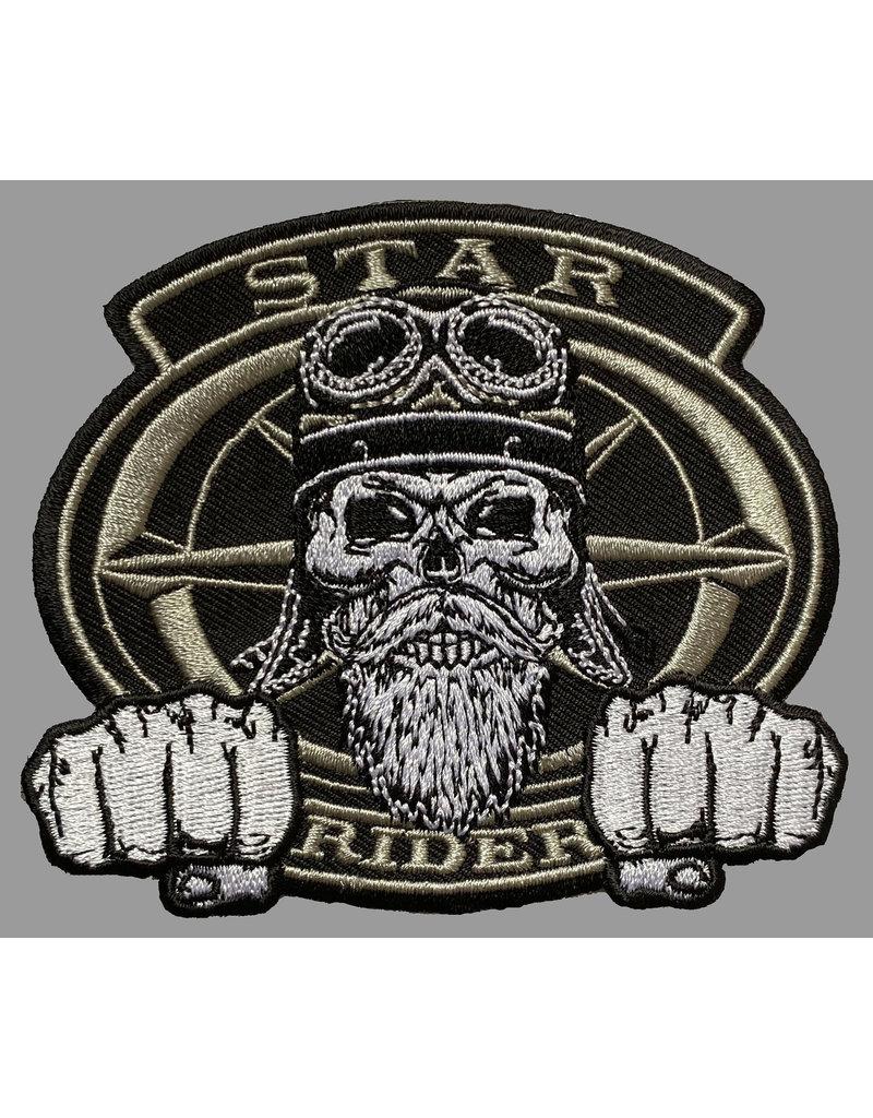 badgeboy Star Rider Ghost