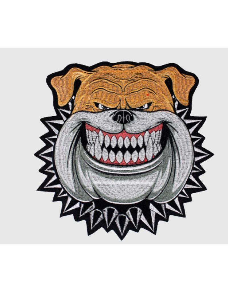 badgeboy Bulldog Back patch 30 cm