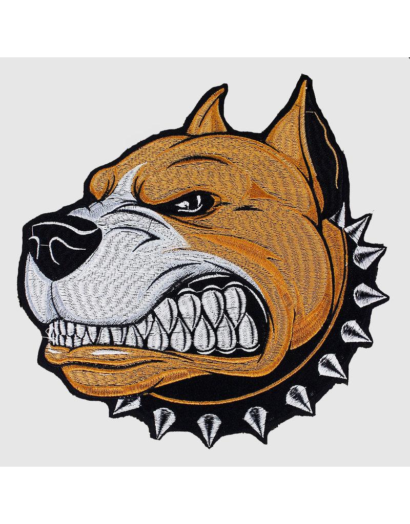 badgeboy Smilling Dog Patch 30 cm
