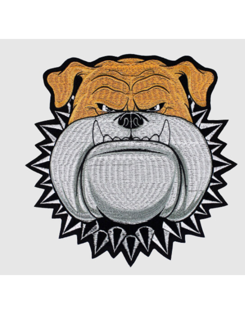 badgeboy Bulldog two 30 cm