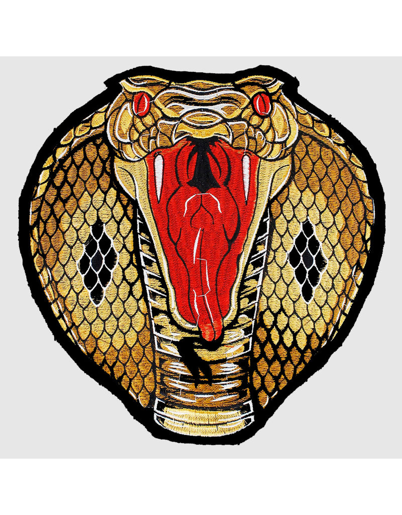 badgeboy Cobra patch 30 cm