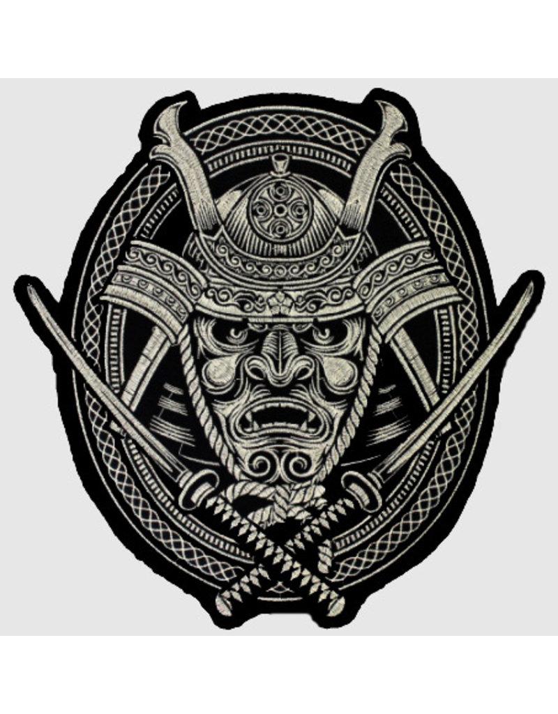 badgeboy Samurai patch 35 cm