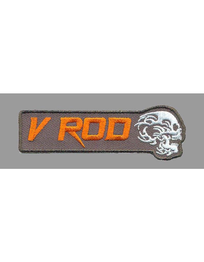 badgeboy VRod Patch 9 cm