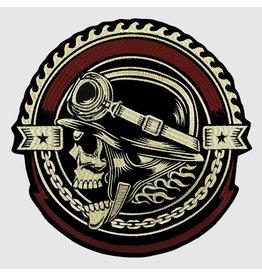 badgeboy German skull