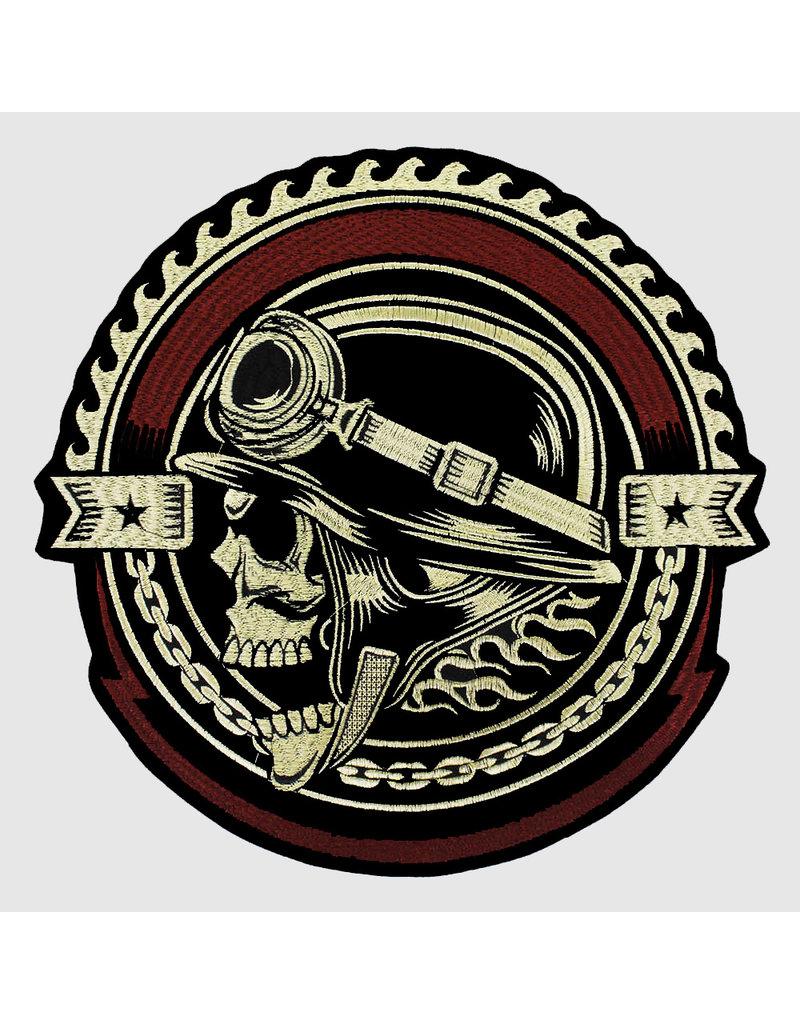 badgeboy German Skull 30 cm