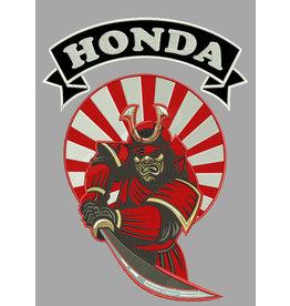 badgeboy Honda Samurai