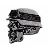 Badgeboy German Skull 10 E