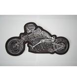 German skull motorcycle 470 R