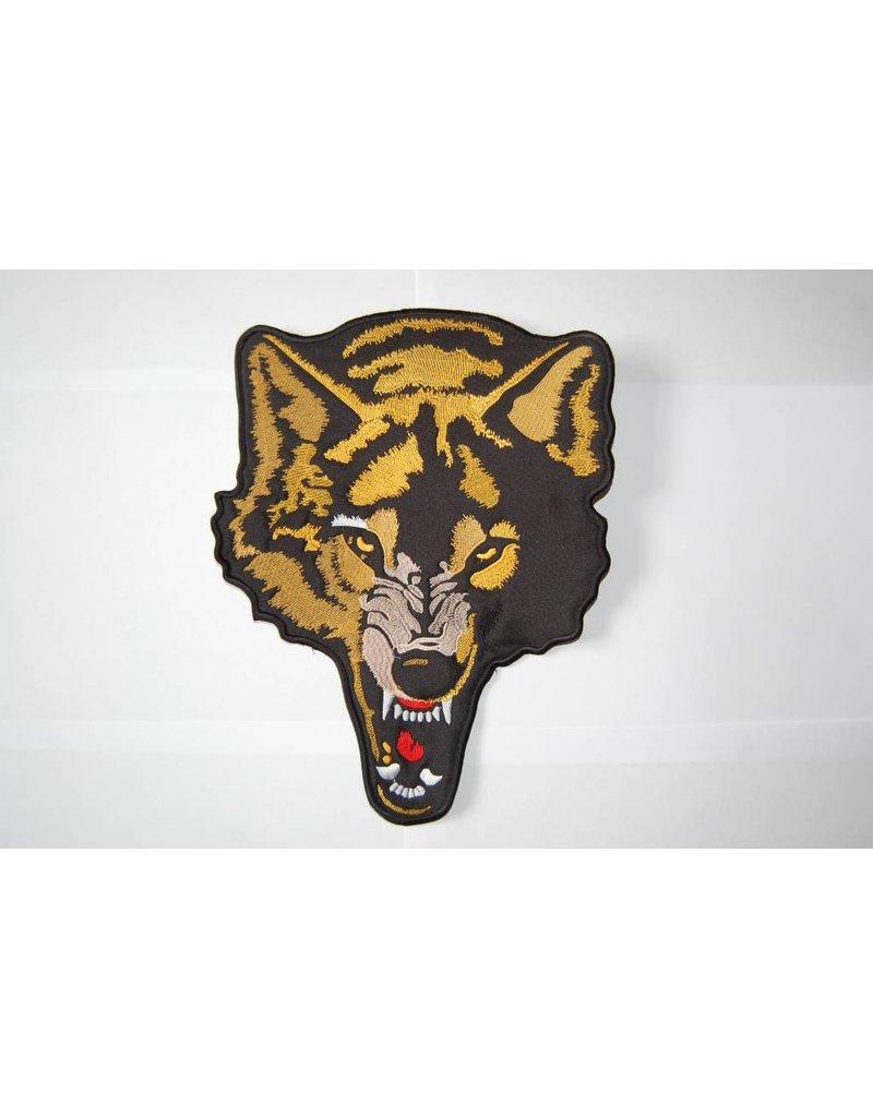 Badgeboy Brown Wolf large 497 R