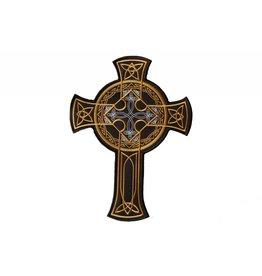 Badgeboy Keltisch Cross Gold