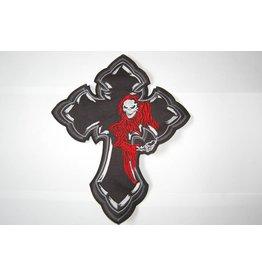 Badgeboy Reaper in Cross