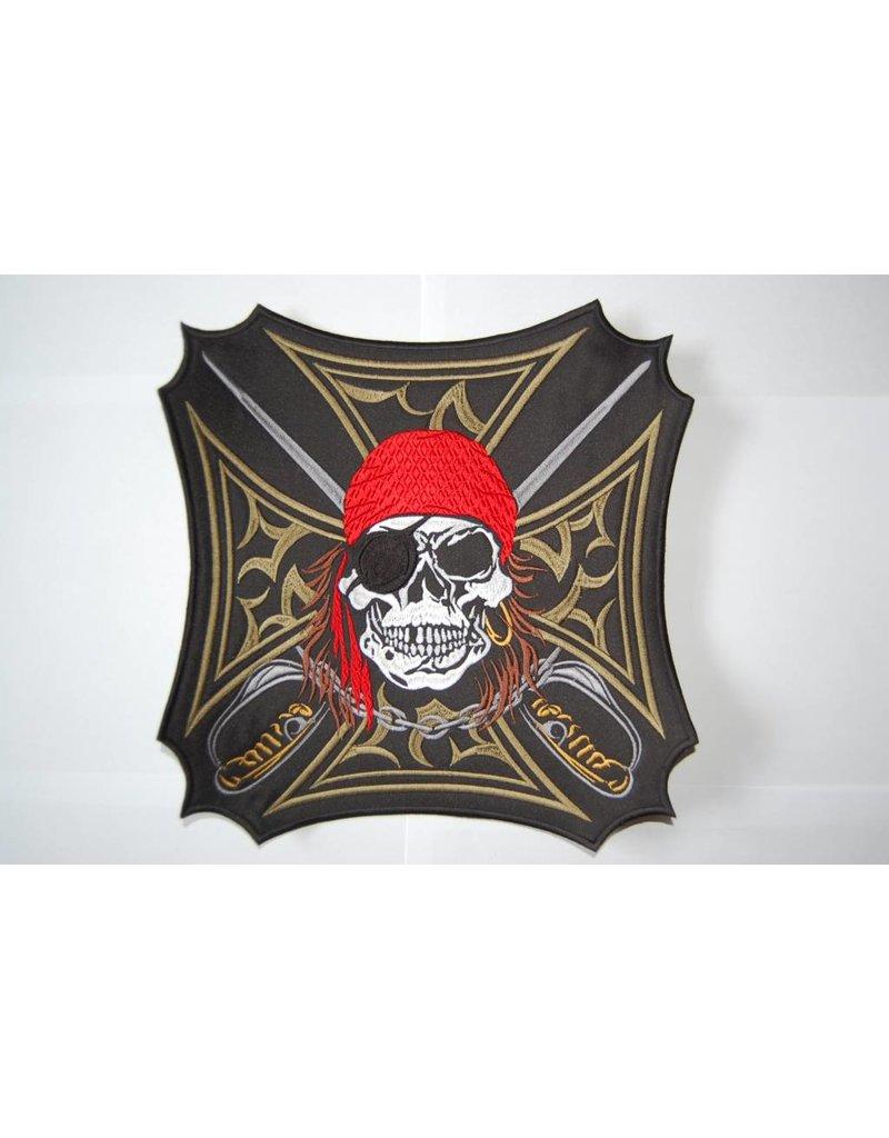Pirate in cross 476 R