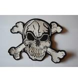 Badgeboy Skull and Bones