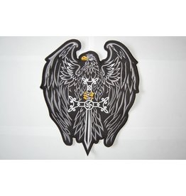 Eagle and Sword black