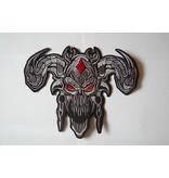Badgeboy The black Demon large 459 R