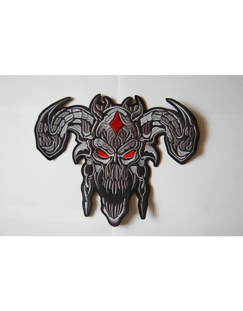 The black Demon large 459 R