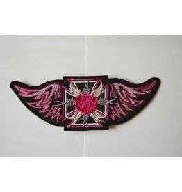 Winged Rose pink