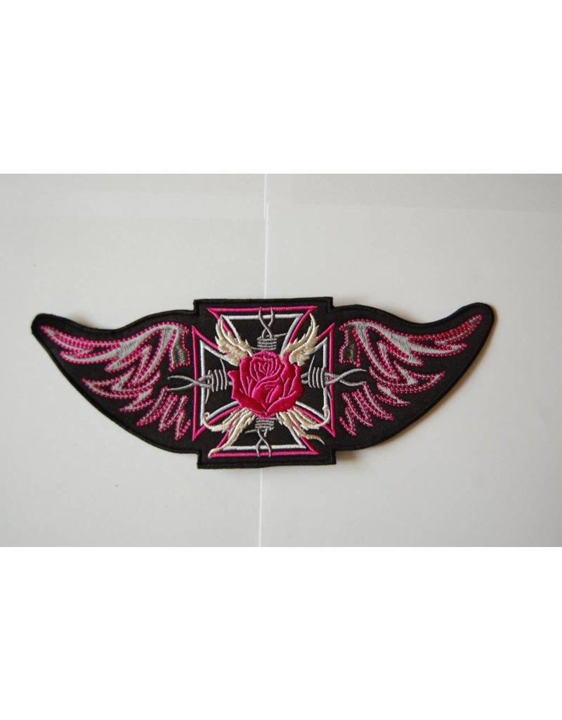 Winged Rose pink 452 R