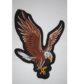 Diving Eagle Brown