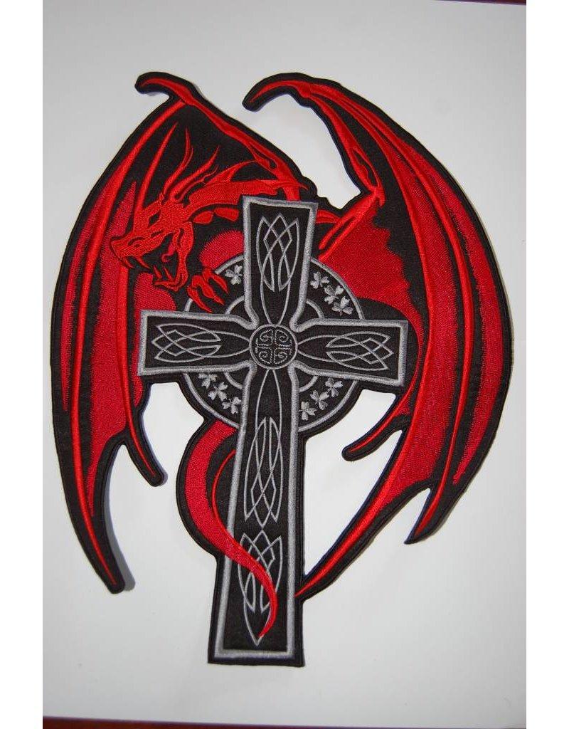Red Dragon on Cross Nr. 125 R