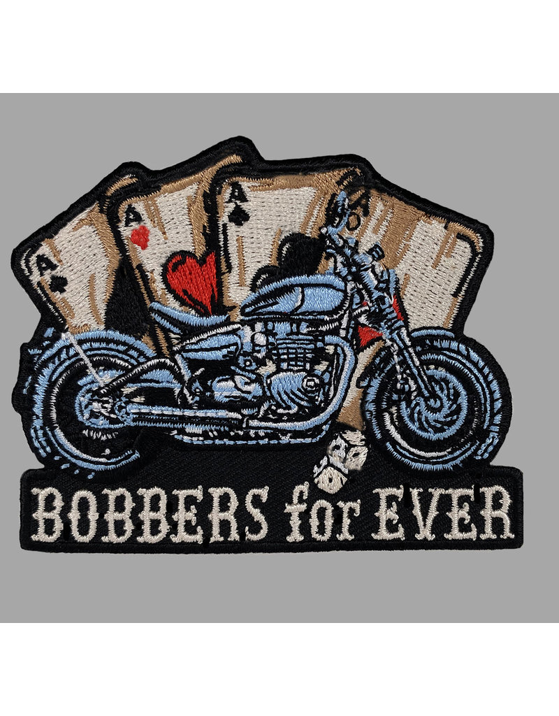 Badgeboy Bobbers for Ever Patch
