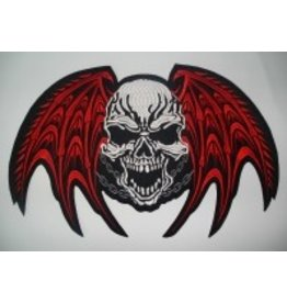 Winged skull big