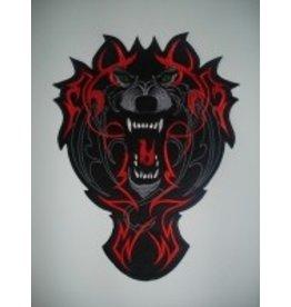 Badgeboy Red Wolf