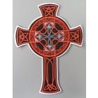 Keltisch Cross Orange