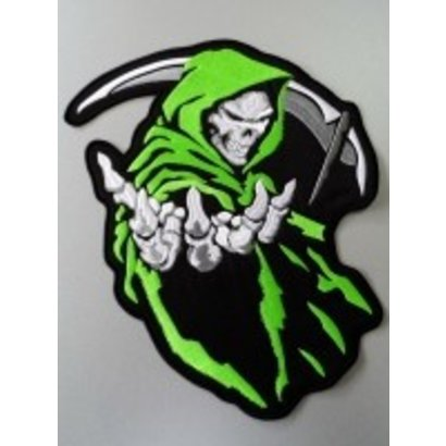 Asking Reaper green 471 E
