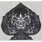 Black Spade skull