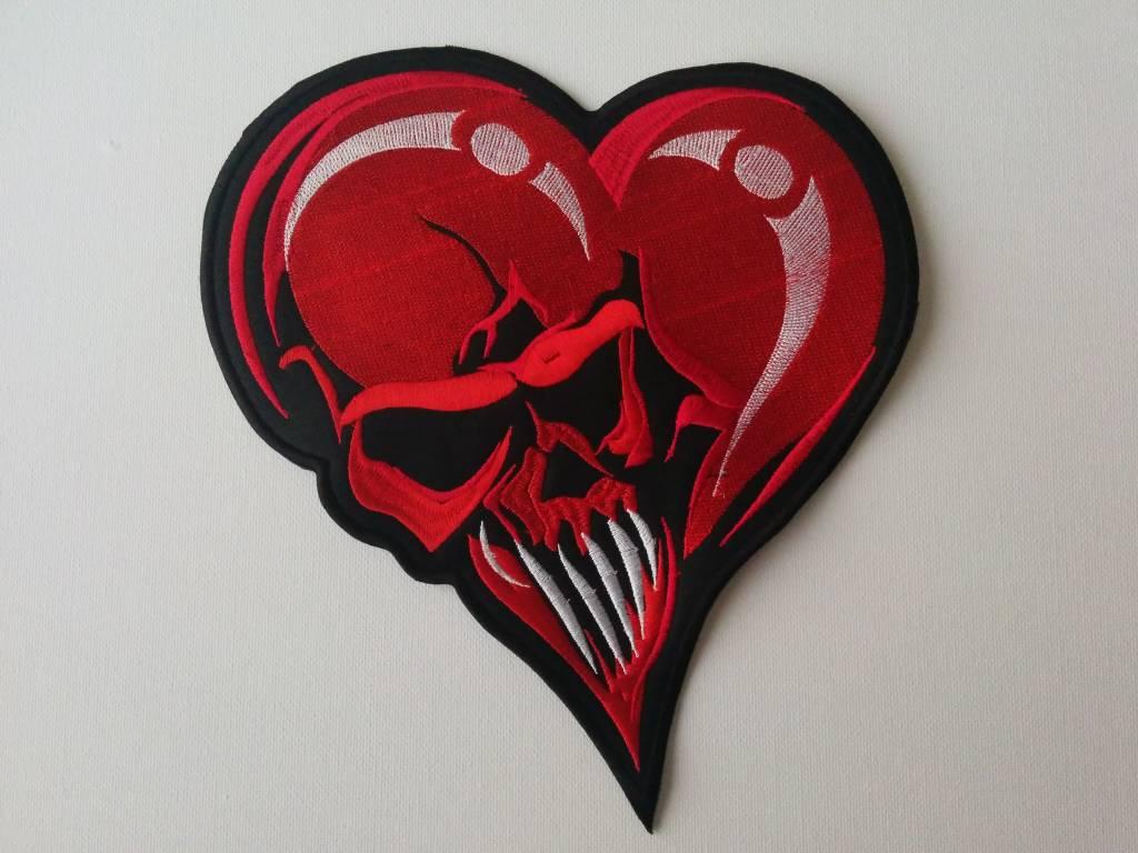 Evil Heart patch - Badgeboy