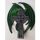 Dragon on Cross Green