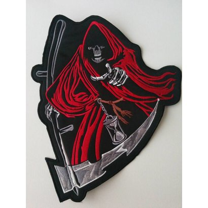 Pointing Reaper red 502 R
