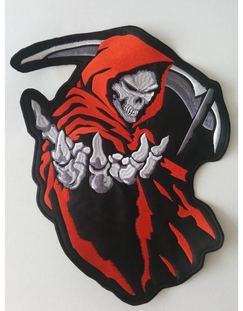 Asking Reaper Orange 534 R