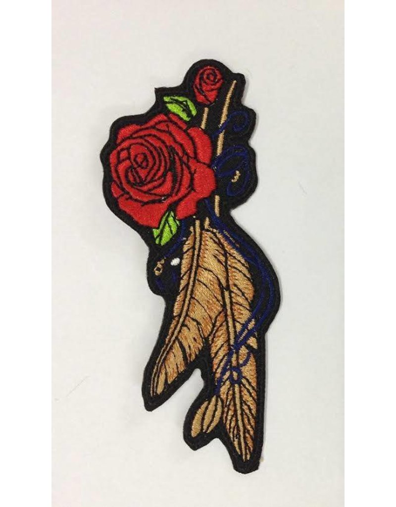 Rose and Feather small