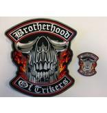 Badgeboy Brotherhood of Trikers small 37 E