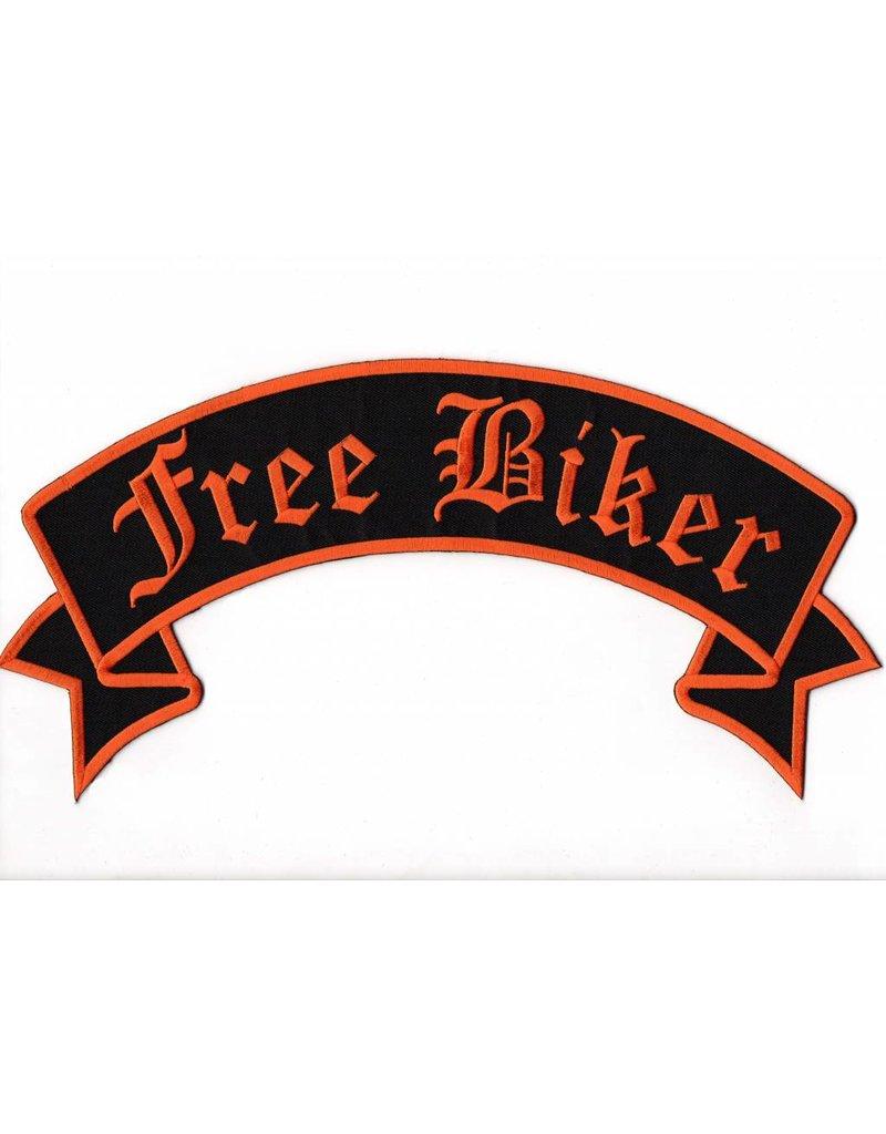 Free Biker Orange 595 E