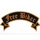Free Biker Yellow Gold