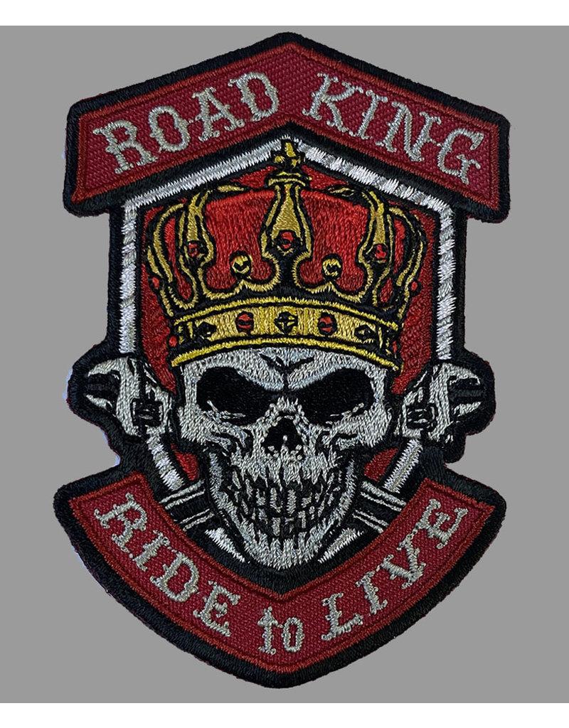 badgeboy Road King Patch 9 cm