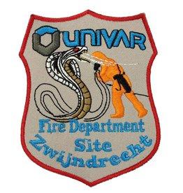 Univar fire department