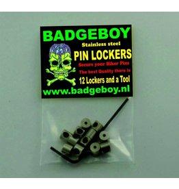 Badgeboy Pin lockers