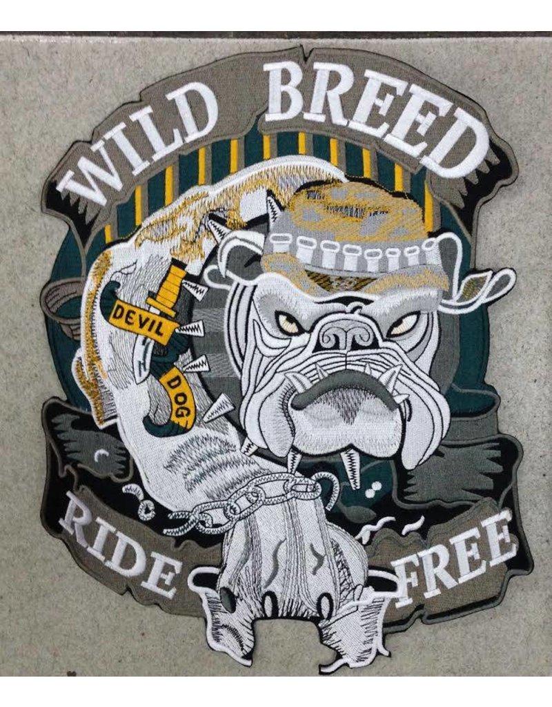 Badgeboy Wild Breed Bull Dog 192 E