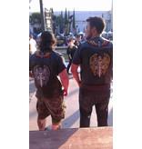 Badgeboy Eagle with Sword black463 R