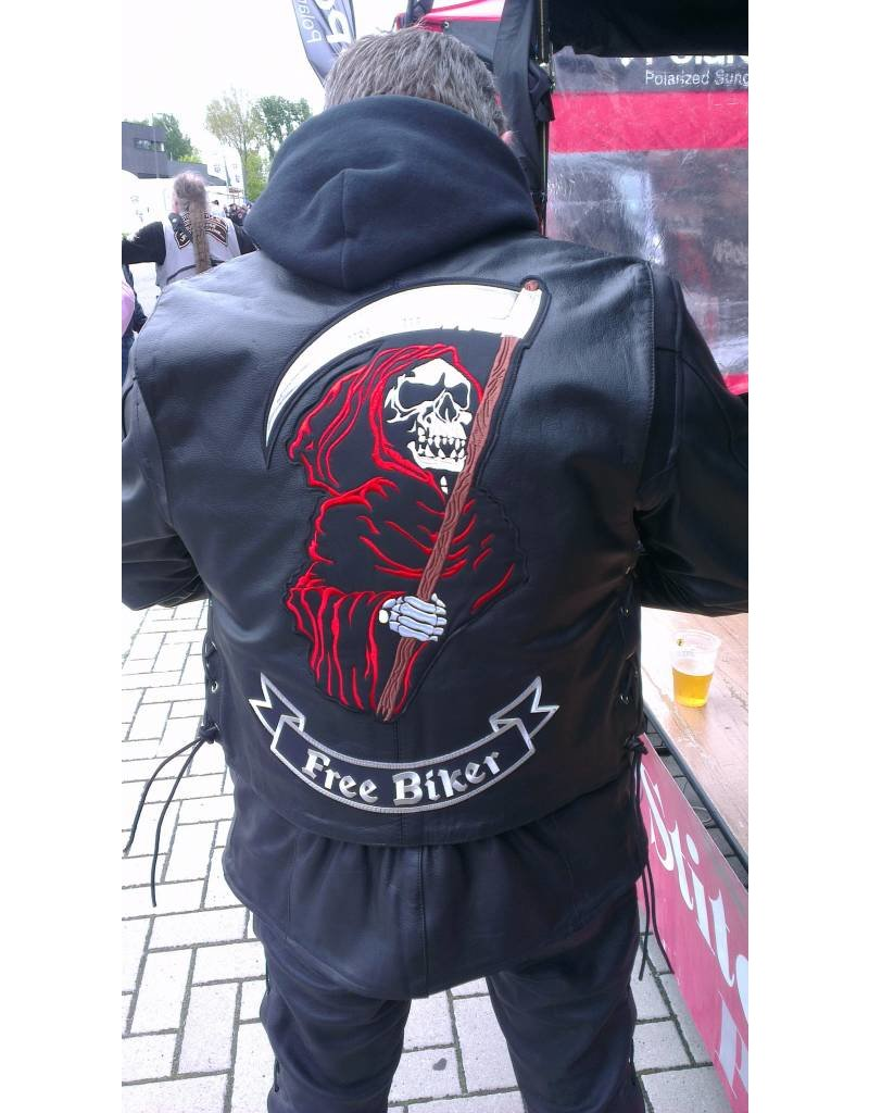 Badgeboy The Large Reaper 605 R