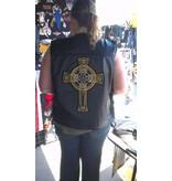 Badgeboy Keltisch Cross Gold 546 R