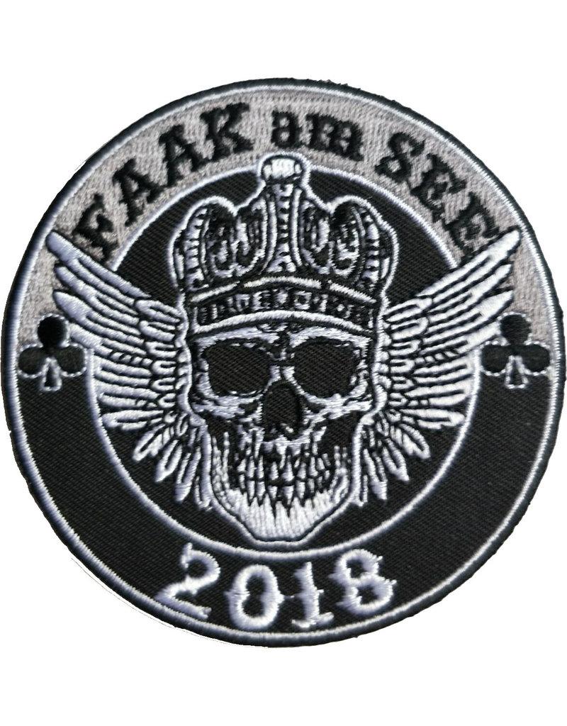 Badgeboy Faak Am See 2018 skull