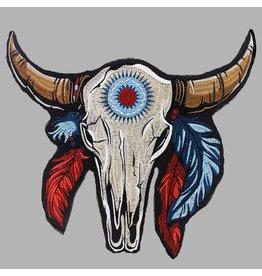 Badgeboy Buffalo Skull
