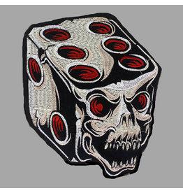 Badgeboy Dice skull
