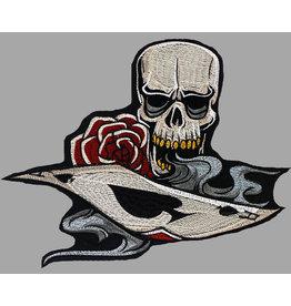 Badgeboy Card Skull