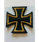 Maltezer cross small gold 20 R